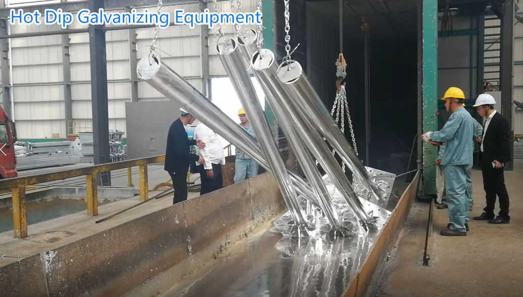 China best Hot Dip Galvanizing Equipment on sales