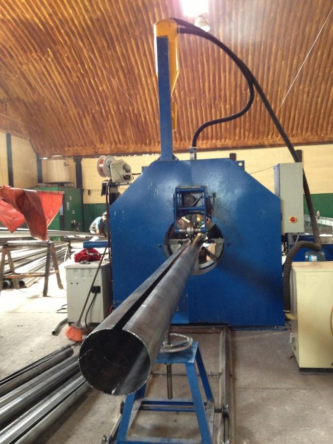 Industrial Street Light pole machine / making equipment for light pole 2