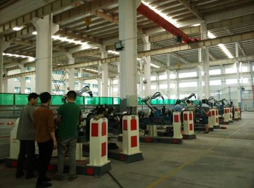 China Water Cooling 9KW Robotic Welding Machine / Laser Welding Robots factory