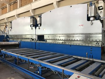 Safe CNC Synchro hydraulic tandem press brake  14000mm Width 2-1200T / 7000mm