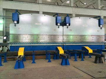 China Hydraulic Tandem CNC Sheet metal brake bending machine 30 ton -  400 ton factory