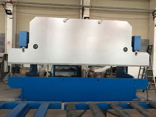 China Industry Servo Electric Press Brake Stainless Steel Bending Machine 125T / 4000mm supplier
