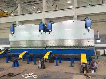 Estun E10 200 Ton press brake metal plate bending machine for truck carriage