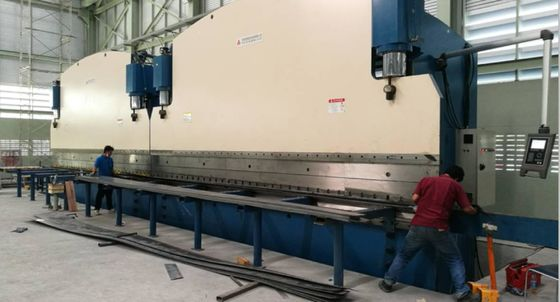 6mm DELEM DA52 Large Hydraulic CNC Tandem Press Brake Multi-Machine