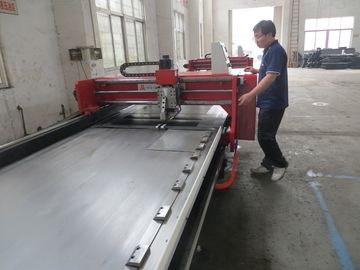 China Automatic Sheet Metal Hydraulic CNC V-Grooving Machine  4000mm factory