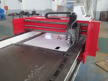 China CNC V-Grooving Machine for Aluminum plate industry , sheet metal Notching Machine factory