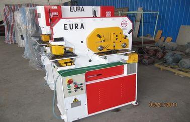 Multifunctional Hydraulic Ironworker Machine Conbined
