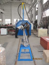 Automatic 450 Seam Welder , lighting pole welding machine 450 / 12000mm