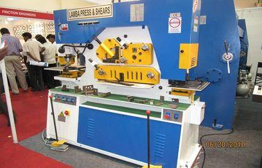 Customized Iron Worker Machine Angel Steel Rod Cutting