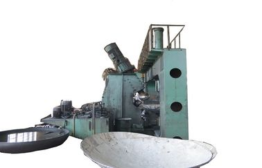 Flanging Machine /  Φ 6500×40mm Dished End Machine for boilers and separation equipment