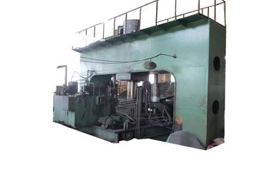 China Dish end forming machine For Making Pressure Vessel Φ 6500 × 40mm factory