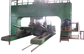 China 25MPa 400T Pressing Machine , Dished End Machine For Pressing Small Dished End Φ 3000 × 16mm factory