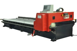 China Sheet Metal CNC V-Grooving Machine ,  auto v grooving machinery  0.6 - 4mm factory