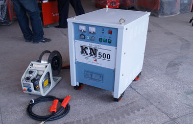 China 200 IGBT Inverter MIG CO2 gas Welding Machine With lC control thyristor ( IC + SCR ) factory