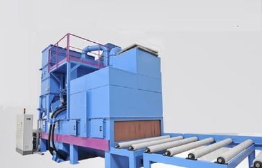 Automatic Shot Blasting Machine for cleaning heavy welded steel structure