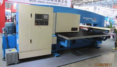 China Carbon steel or Stainless steel sheet CNC Punching Machine 1500 X 5000 , cnc turret press factory