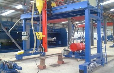 China Automatic Gantry Welding Machine For High Mast seam weld And Huge Pipe / tube  300 - 2000mm factory