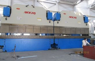China CNC Tandem 1000 Ton Press Brake For Electric power communication industry WIth ISO supplier