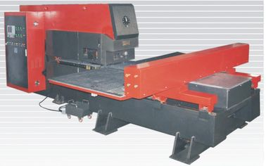 Professional Metal sheet Automatic CNC punching machine 2500mm × 1250mm