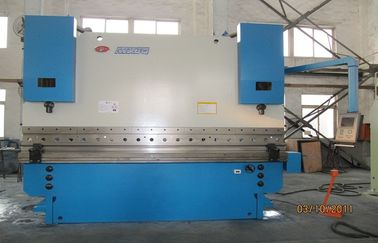 China 4000mm Steel Sheet  CNC Tandem Press Brake Machine with Electro-hydraulic servo system supplier