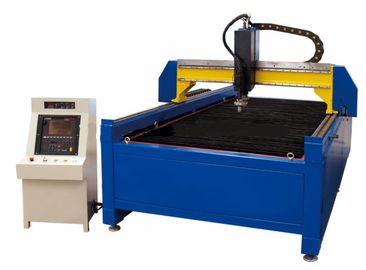 China Table type high precision CNC Plasma metal Cutting Machine 1500mm , 2000mm factory