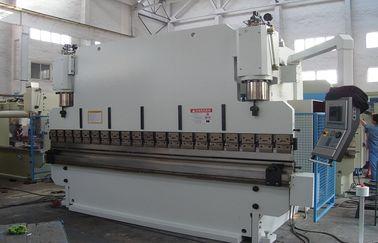 China Delem CNC Hydraulic Press Brake , 6mm Thickness 200T steel sheet bender supplier