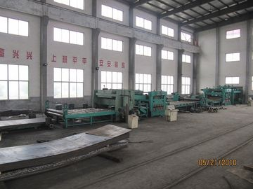 China Economical Hydraulic Taper Cutting Machine for  light pole industrial factory