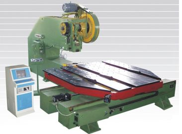 China Automatic CNC profiles / sheet metal punching machines 6mm thickness factory