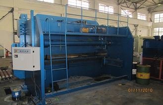 China High accuracy Large 4000mm / 400 Ton Press Brake Machine WIth ISO supplier