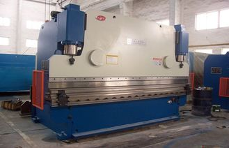 China Customized High performance 250T / 4000mm Small Press Brake Machine supplier