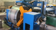 800 - 1600mm Q235A hot rolled mild Steel Coil Cut To Length Machine Line supplier