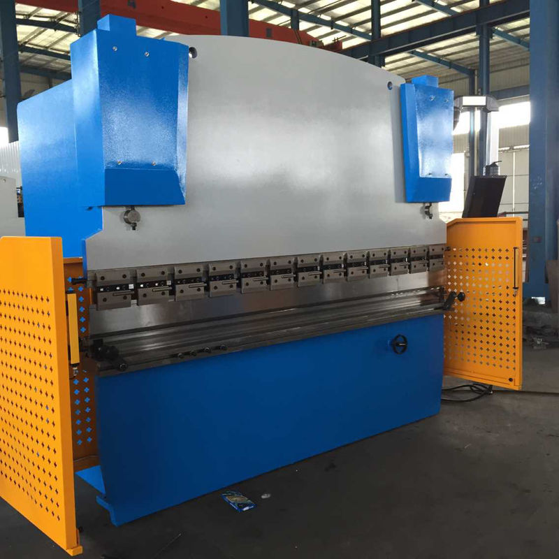 63 Ton Full Automatic CNC Hydraulic Sheet Metal Press Brake Machine supplier