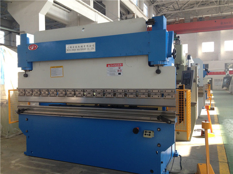 Sheet Bending Machine : Hydraulic tandem cnc sheet metal brake bending machine