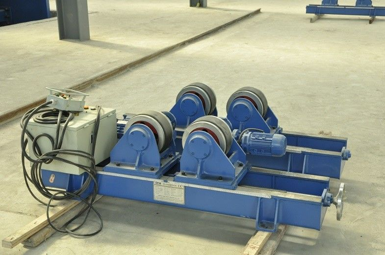 CE , ISO Light Pole Machine / light pole production line with ABB inverter supplier
