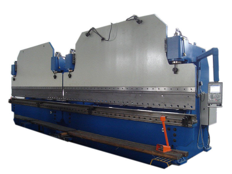 6mm Electro Hydraulic Servo Cnc Press Brake Steel Plate Bending Machine DA52 controller supplier