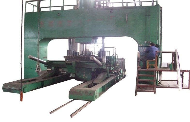 25MPa 400T Pressing Machine , Dished End Machine For Pressing Small Dished End Φ 3000 × 16mm supplier