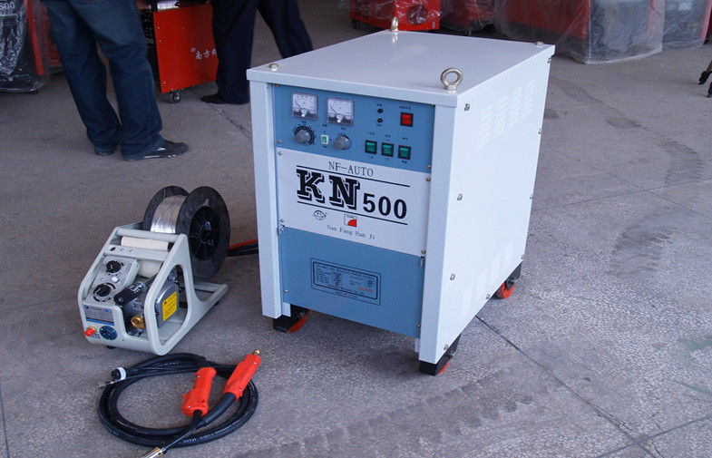 200 IGBT Inverter MIG CO2 gas Welding Machine With lC control thyristor ( IC + SCR ) supplier