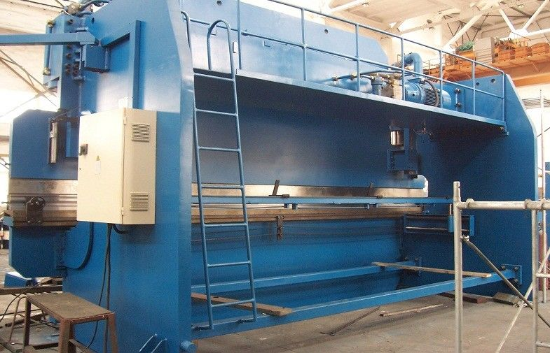 Synchronization CNC Electric Press Brake steel plate bending machine 14000mm supplier