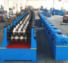 Three Waves 2.5mm Guardrail Roll Forming Machine