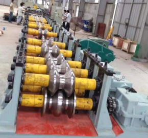 ISO9001 350H Beam Highway Barrier Roll Forming Machine
