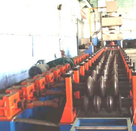 Gcr15 Customized 310mm Guardrail Roll Forming Machine