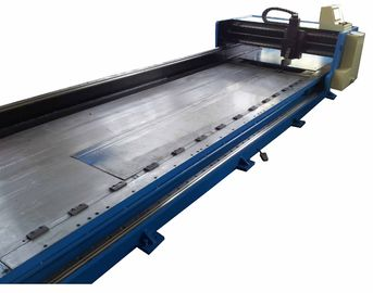 High efficiency CNC V-Grooving Machine / sheet metal Notching Machine for Decoration industrial